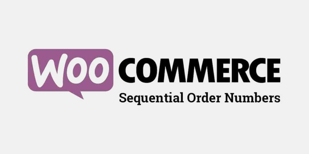 WooCommerce Sequential Order Numbers
