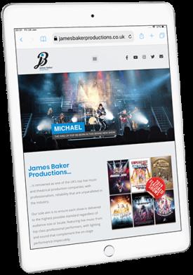 James Baker Productions